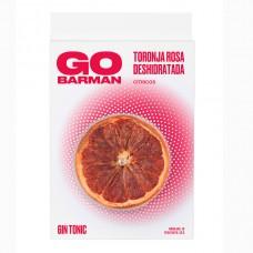 Botánicos para Gin, toronja rosa deshidratada